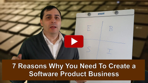 7 Reasons Why Developers Need to Create their Own Software Product Businesses