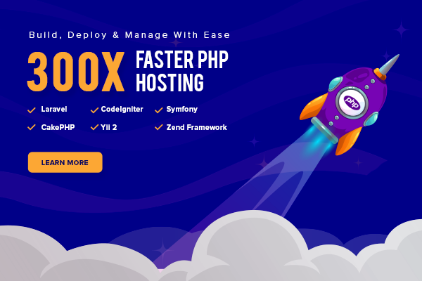 Cloudways Faster PHP Hosting