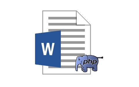Docx and PHP