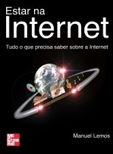 Book cover Estar na Internet