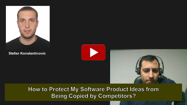 How to Protect My Software Product Ideas