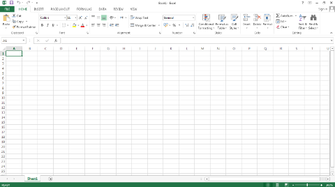 Spreadsheet example image