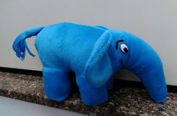 elePHPant Prototype 2018-11-14 number 1