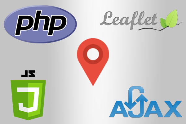 Using PHP MySQL with Google Maps Alternative using the