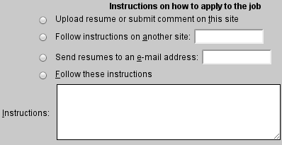 Form with dependent validation