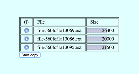 file copy multi progress