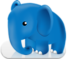 'elePHPant' from the web at 'http://files.phpclasses.org/graphics/phpclasses/elephpant.png'