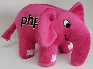 Pink ElePHPant